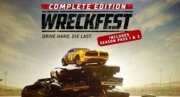Análisis de Wreckfest Complete Edition
