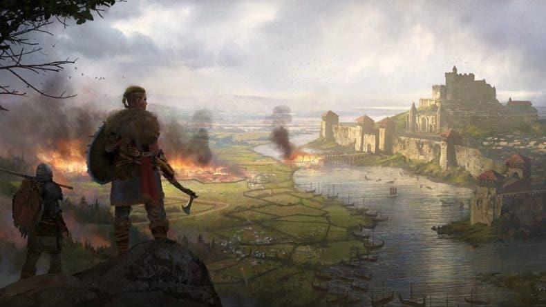 tráiler de lanzamiento de Assassin's Creed Valhalla El Asedio de París