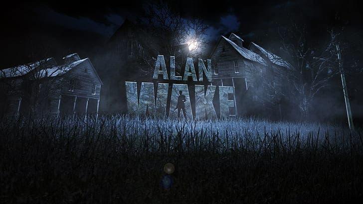 Alan Wake Remastered podría ser una realidad