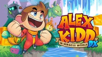 Alex Kidd in Miracle World DX adelanta dos días su fecha de lanzamiento y recibe un nuevo tráiler 1