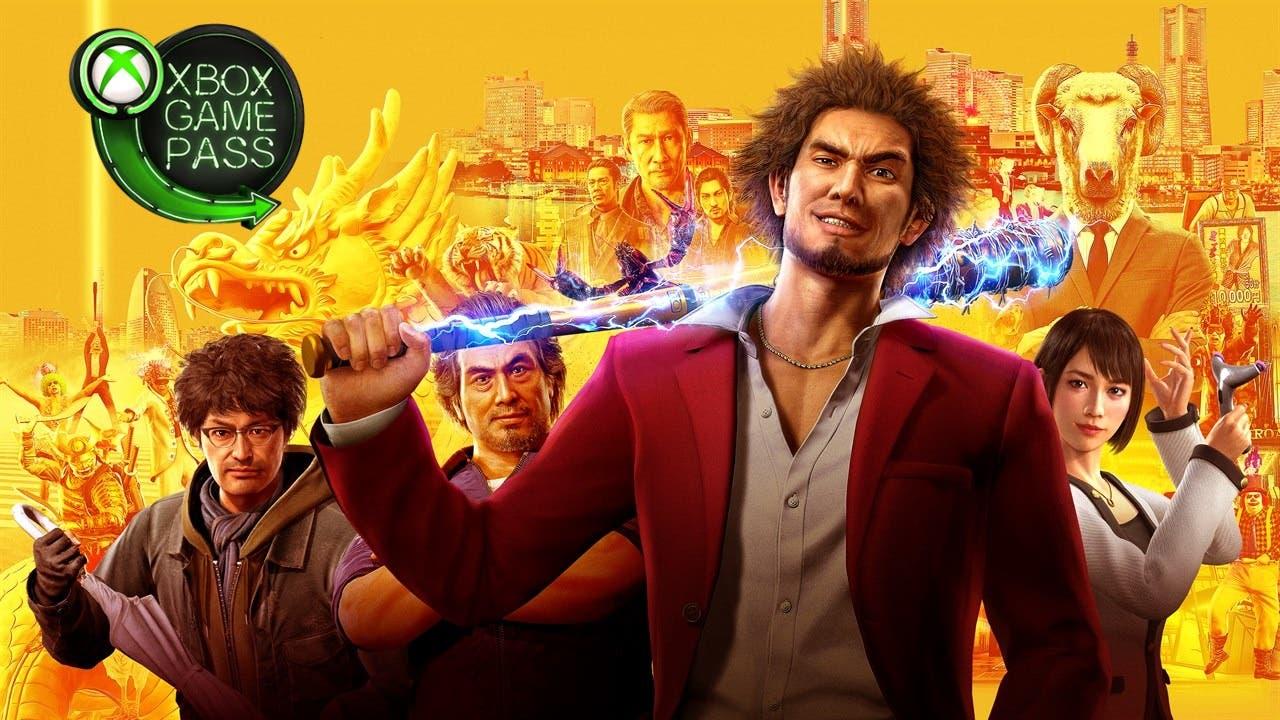 Yakuza Like a Dragon estará en Xbox Game Pass