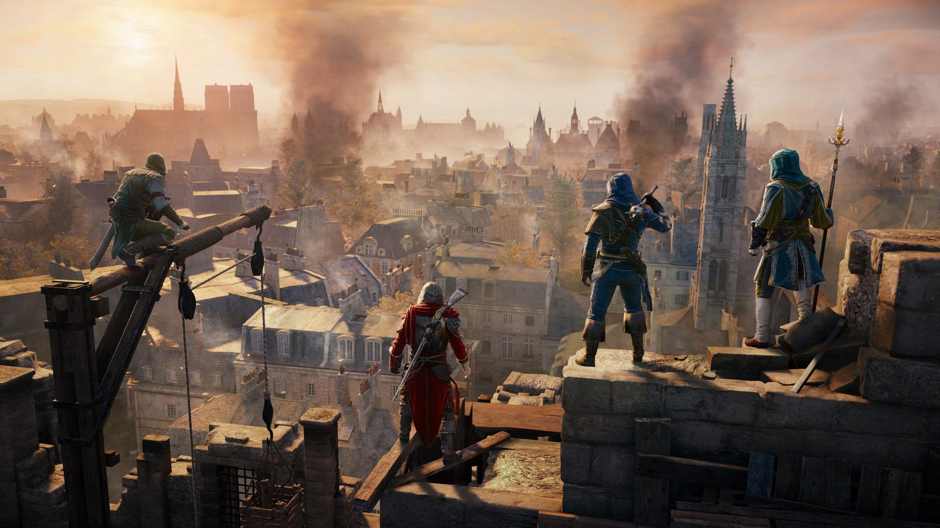 nuevo Assassin's Creed free to play