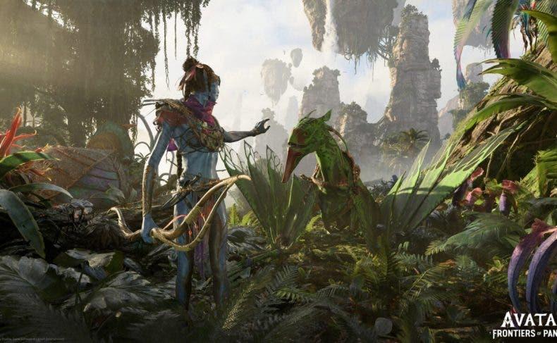 Avatar Frontiers of Pandora llegará solo a las consolas de nueva generación