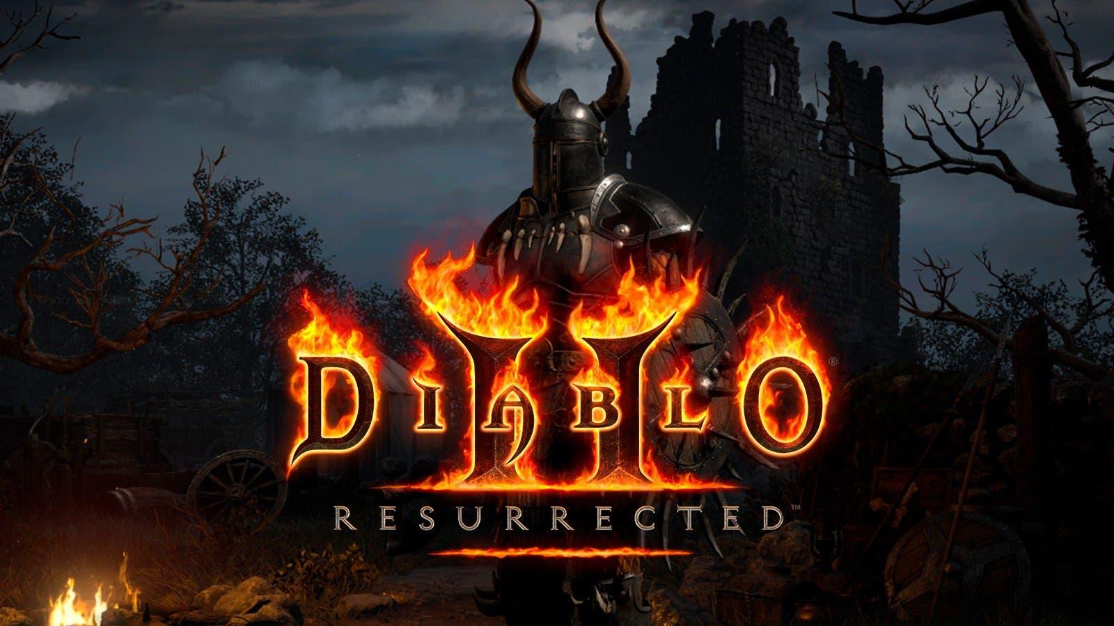 fecha de lanzamiento de Diablo II Resurrected