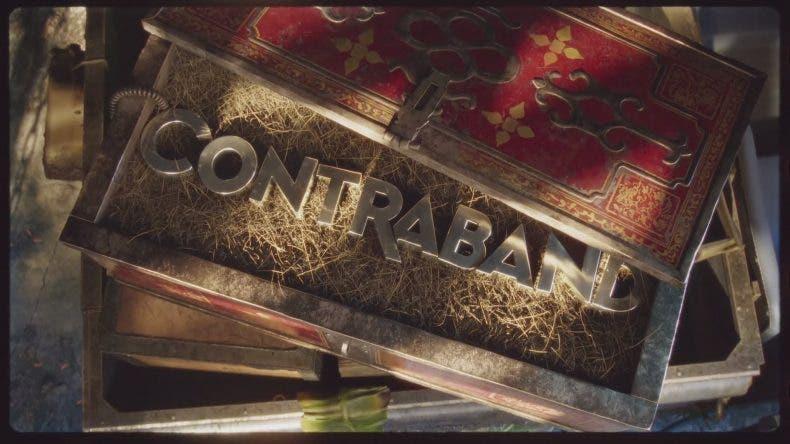 Contraband es exclusivo de Xbox