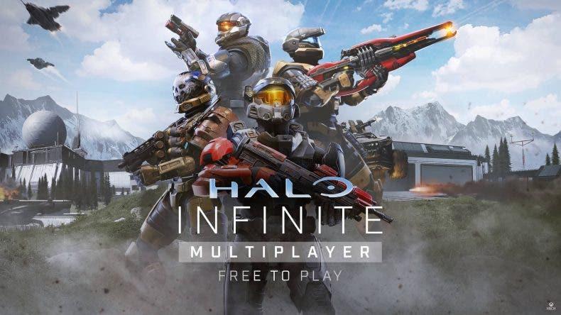 detalles sobre el multijugador de Halo Infinite