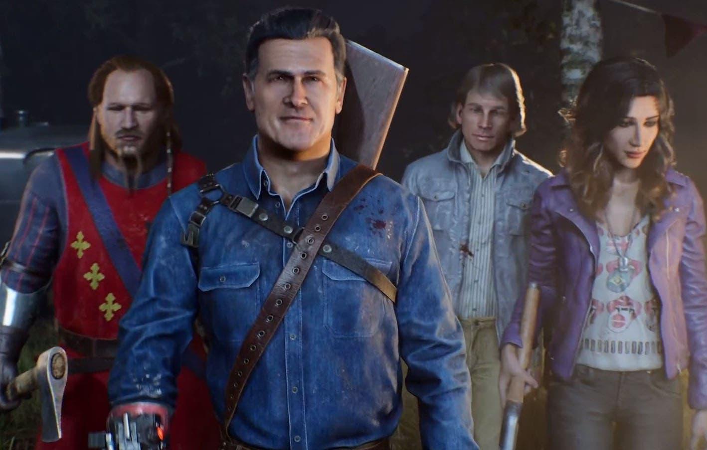 Evil Dead: The Game se retrasa hasta febrero de 2022 4