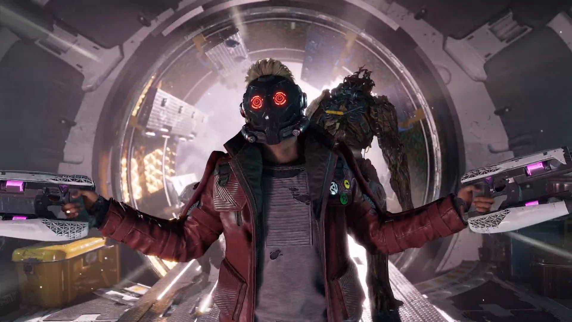 Anunciado Guardians of the Galaxy, un juego para un solo jugador basado en el universo de Marvel 5