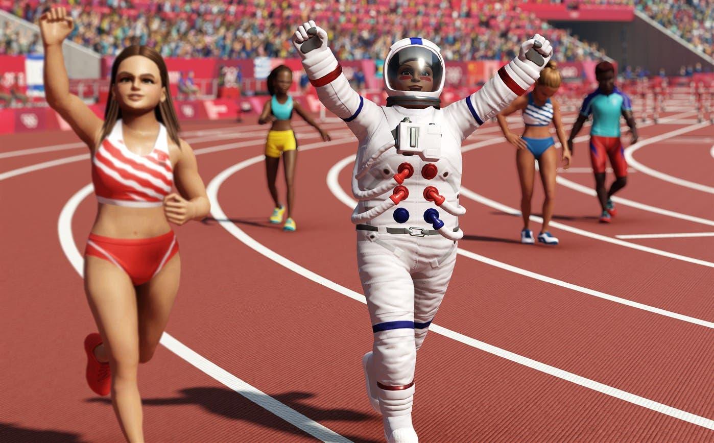 Análisis de Juegos Olímpicos de Tokyo 2020: El videojuego oficial - Xbox One 3