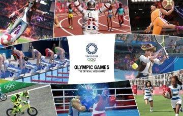 Análisis de Juegos Olímpicos de Tokyo 2020: El videojuego oficial - Xbox One 6