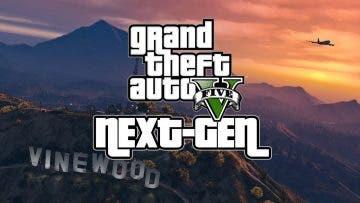 detalles de GTA V Enhanced Edition para Xbox Series X|S y PS5