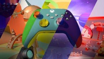 personalizar los mandos de Xbox Series X S gracias a Xbox Design Lab