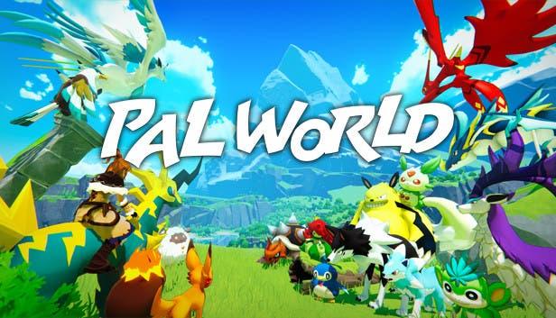 Palworld es el juego de mundo abierto similar a Pokémon donde podrás disparar y mandar a las criaturas a trabajos forzados