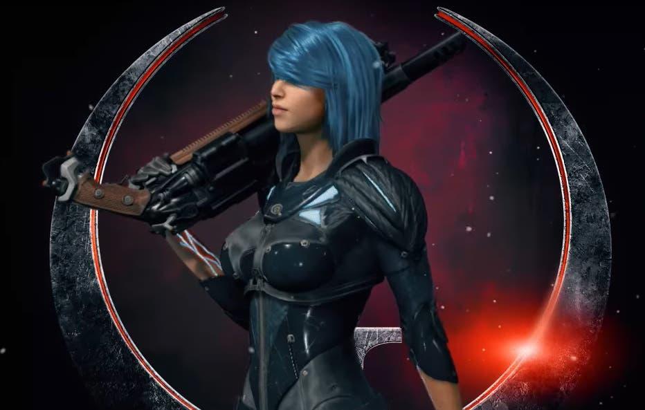 Id Software estaría trabajando en un reboot de Quake con protagonista femenina 5