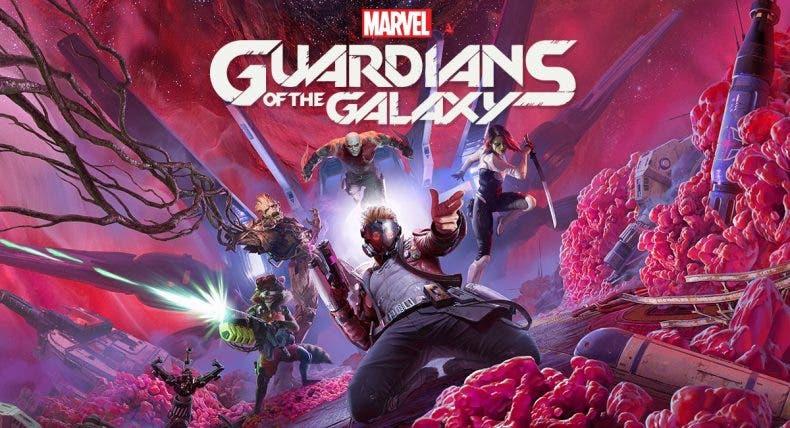 Chris Pratt en Marvel's Guardians of the Galaxy