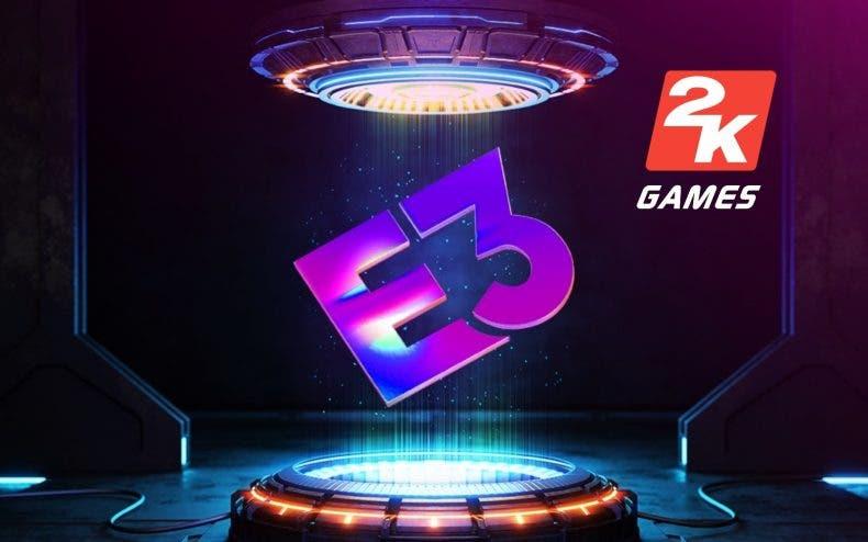 nuevos juegos de 2K para el E3 2021
