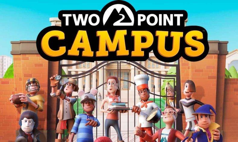 Two Point Campus es el nuevo juego del equipo de Two Point Hospital 1
