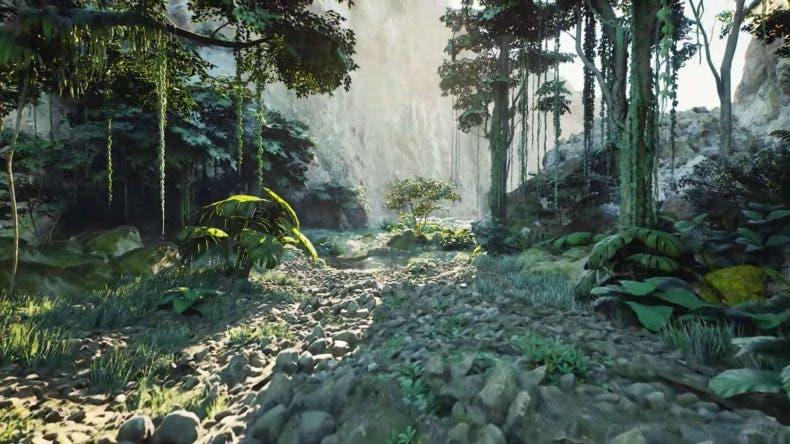 Esta demo del Unreal Engine 5 muestra un increíble bosque tropical fotorrealista