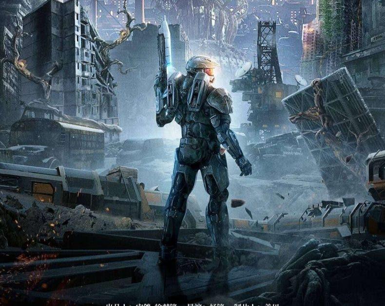 película china está inspirada en Halo y tiene un protagonista calcado al Jefe Maestro