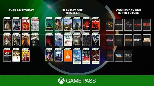 Xbox Game Pass es mucha cantidad y mucha más calidad 2