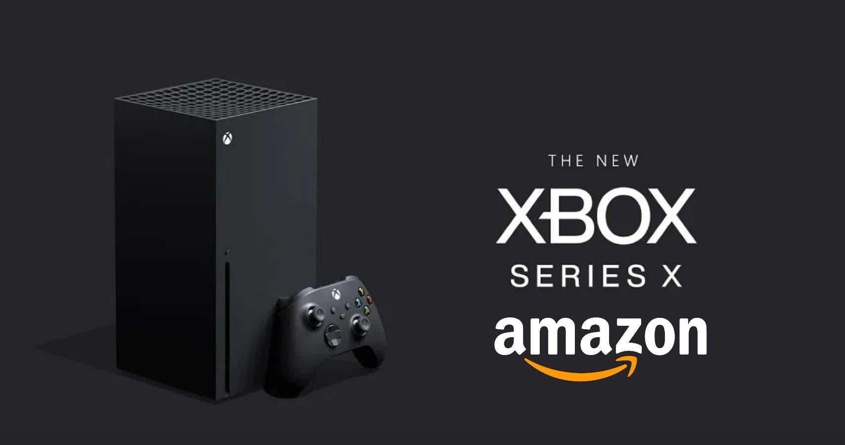 Xbox Series X es lo más vendido de Amazon