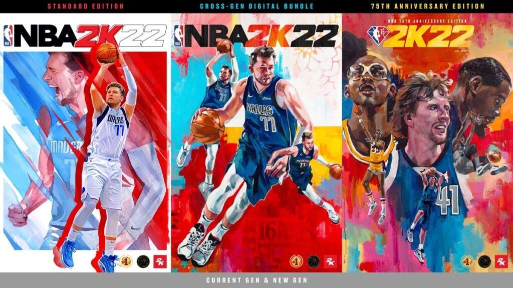 NBA 2K22 reveló los primeros detalles y cambios en su gameplay