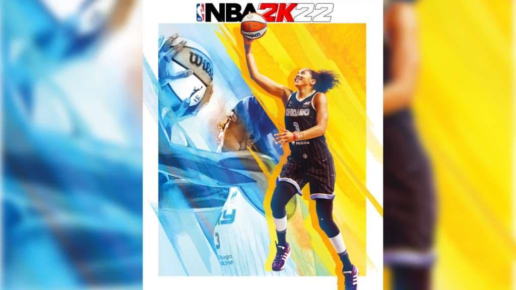 Candace Parker es la primera superestrella femenina en protagonizar una portada de NBA 2K