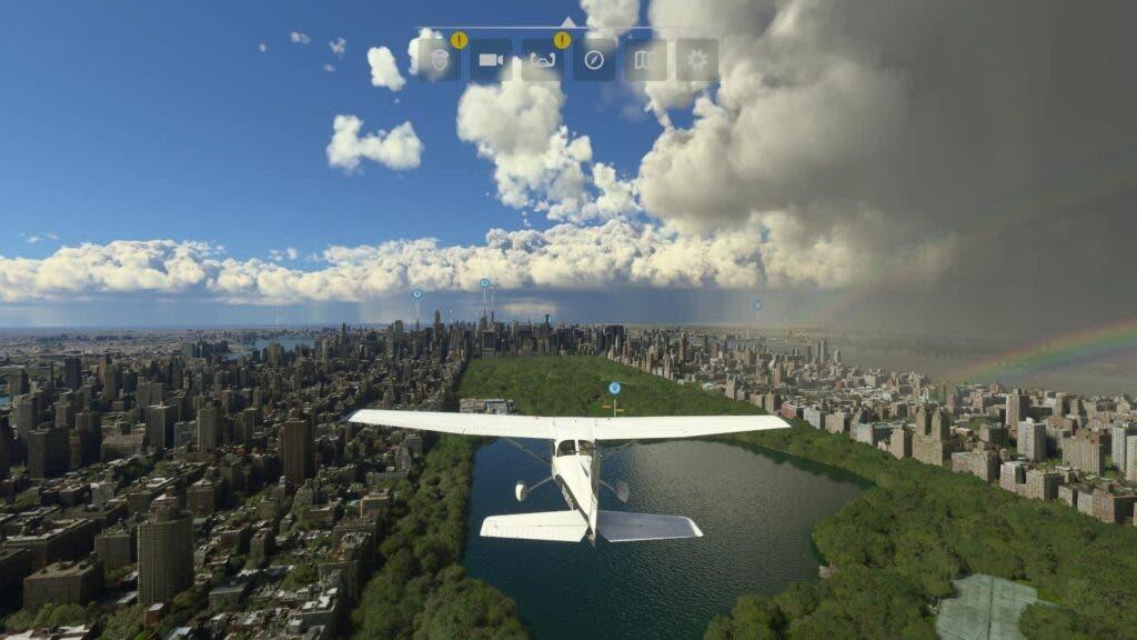 Análisis de Microsoft Flight Simulator - Xbox Series X