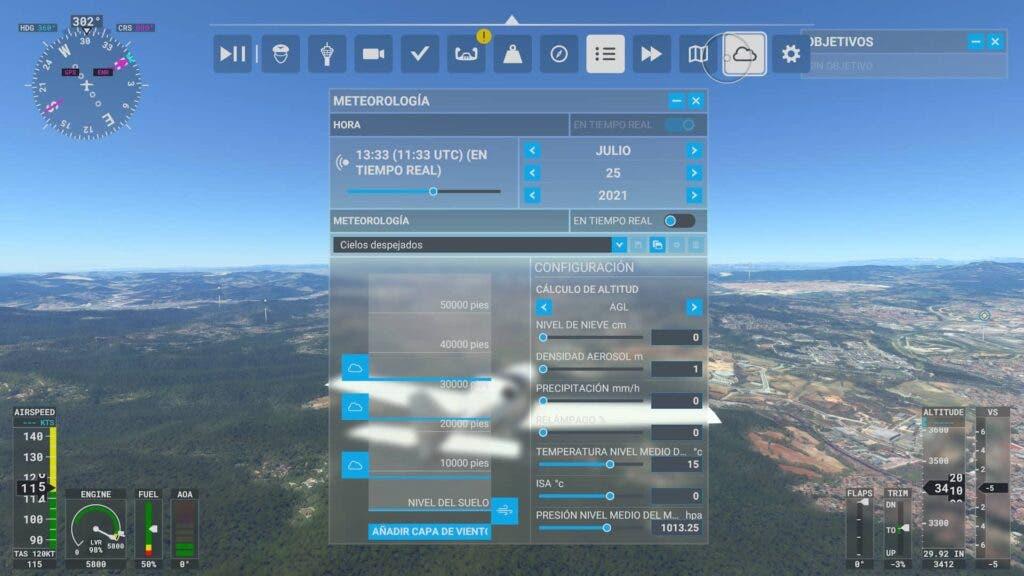 Análisis de Microsoft Flight Simulator - Xbox Series X 6