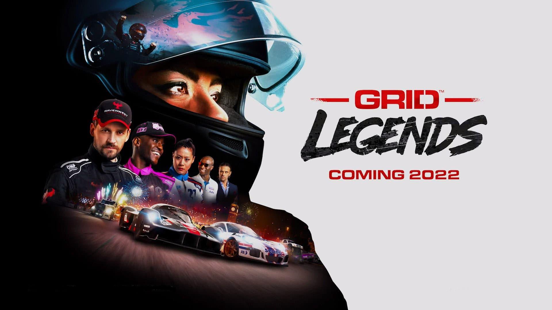 Anunciado GRID Legends en el EA Play Live 21 1