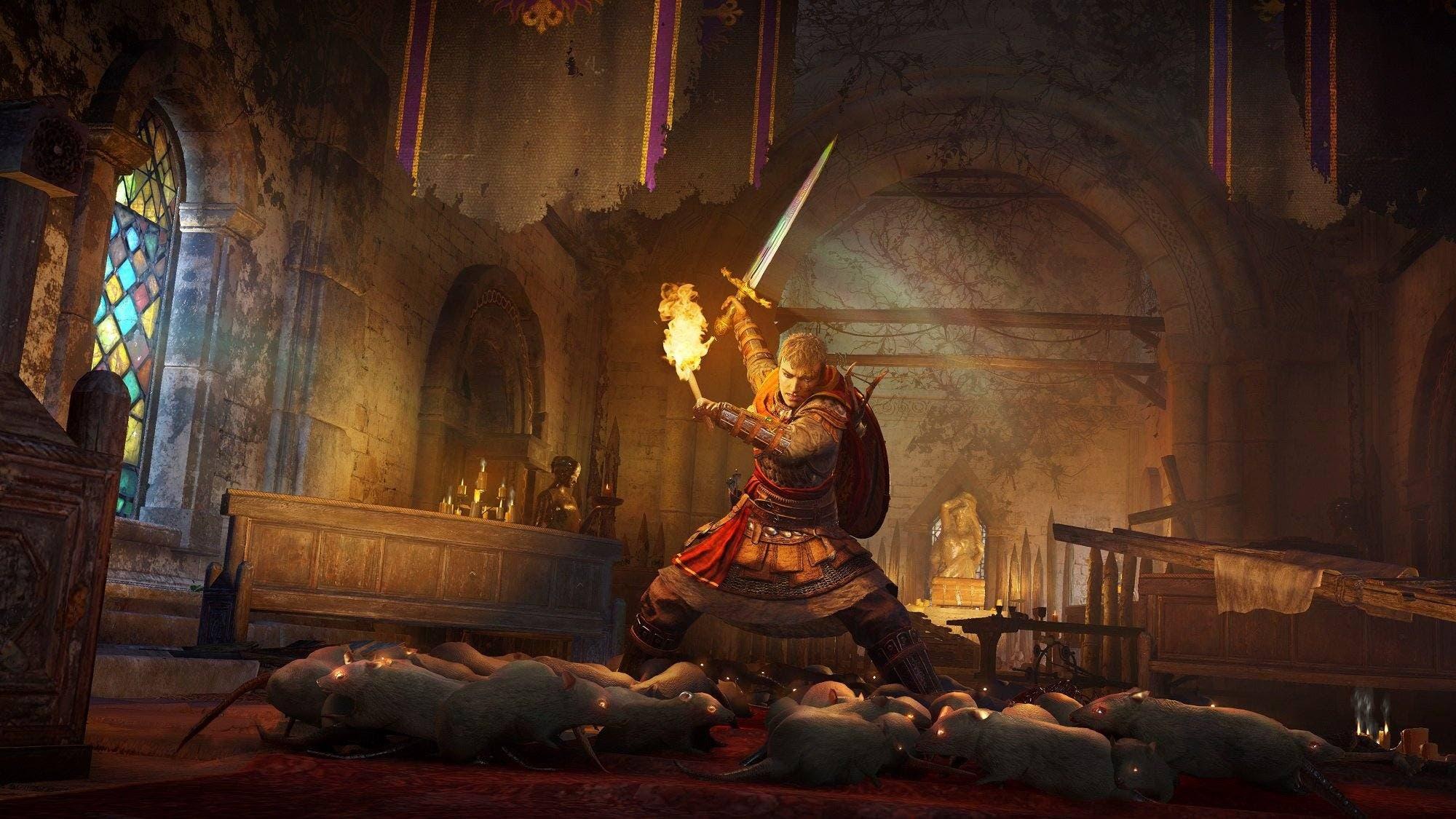 imágenes de Assassin's Creed Valhalla El Asedio de París