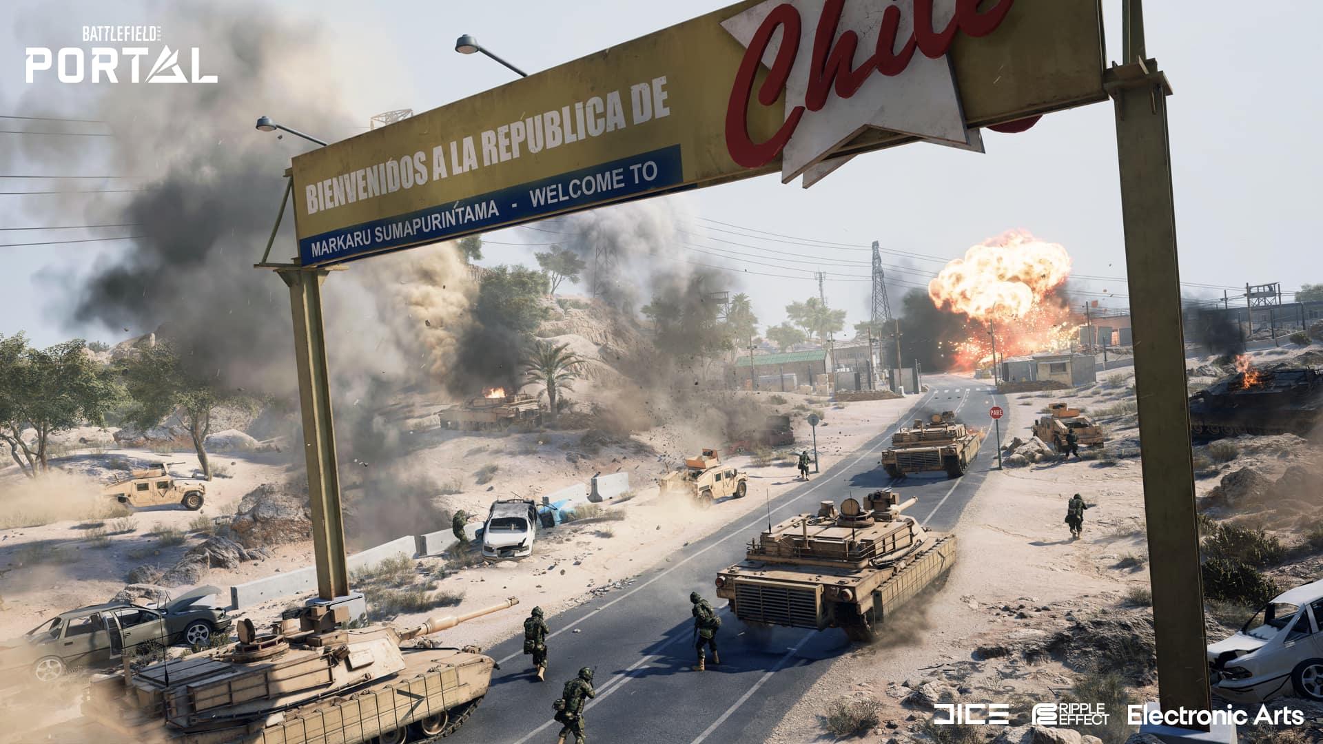 Comparten varios detalles jugables de la beta de Battlefield 2042, como el TTK o el gunplay 1