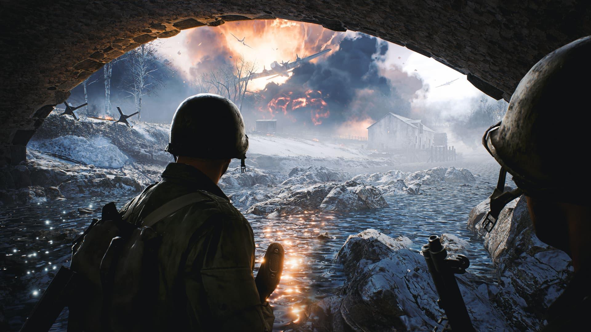 beta de Battlefield 2042