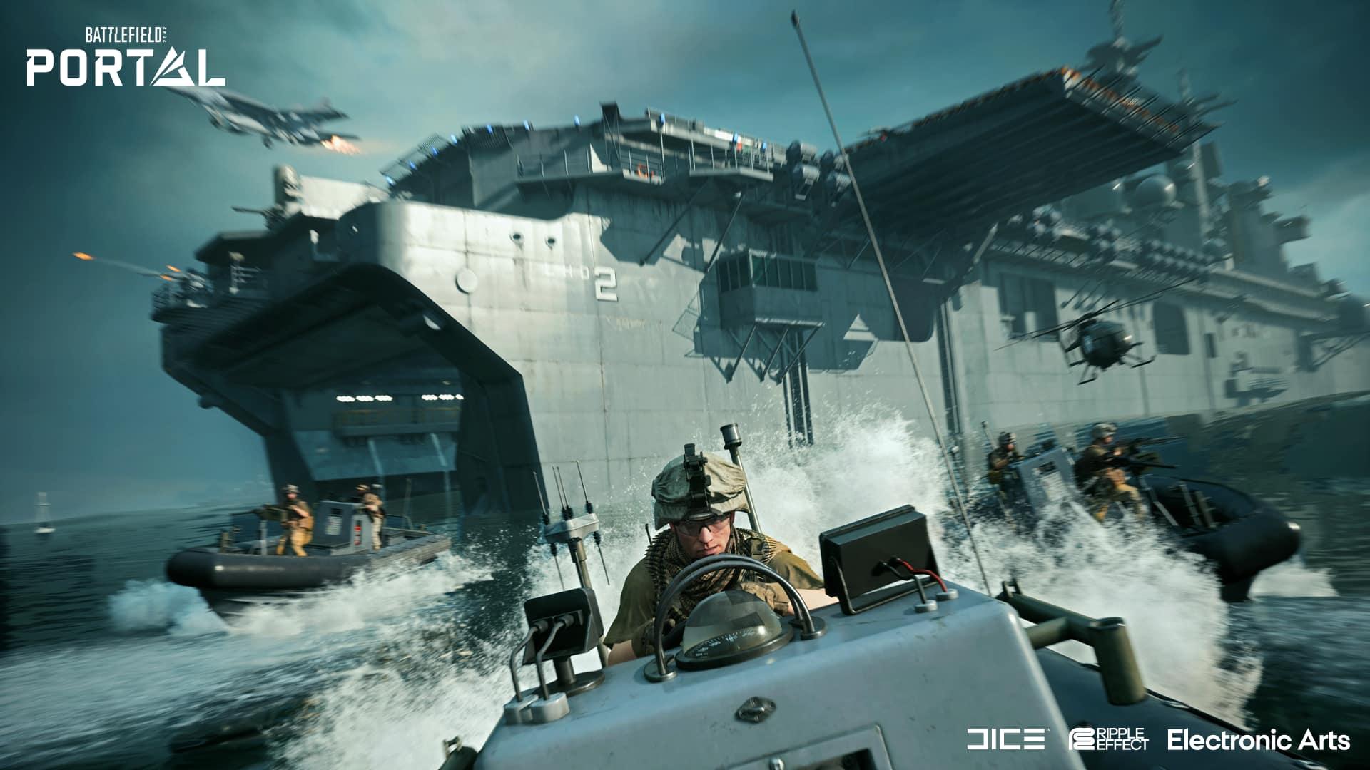 Todo sobre Battlefield Portal, el nuevo modo de juego de Battlefield 2042 que recupera los mejores mapas de la saga 4
