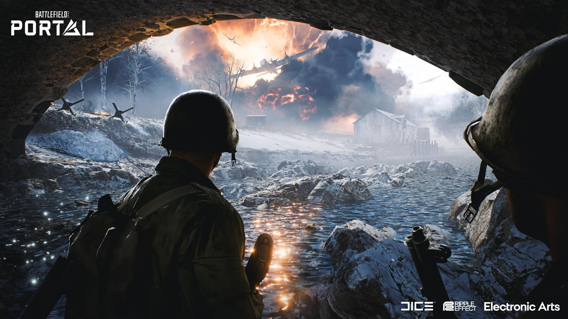 Todo sobre Battlefield Portal, el nuevo modo de juego de Battlefield 2042 que recupera los mejores mapas de la saga 2