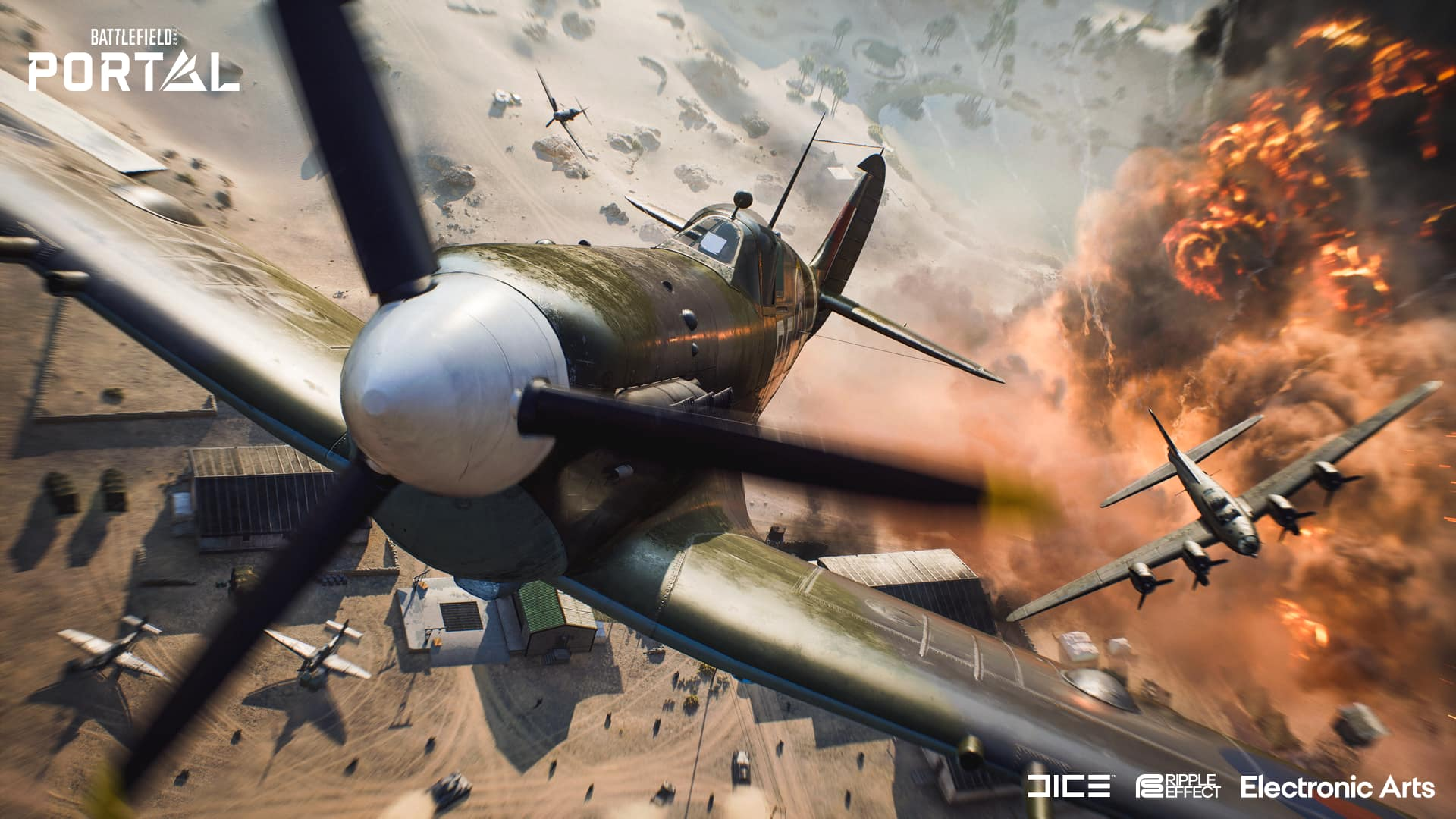 requisitos de la beta de Battlefield 2042 para PC