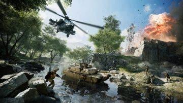 Comparan los mapas clásicos de Battlefield 2042 con sus originales