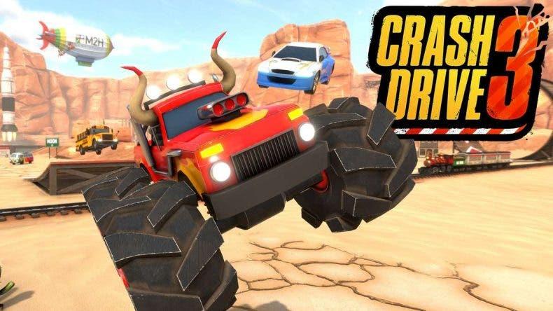 Crash Drive 3 ya está disponible en Xbox