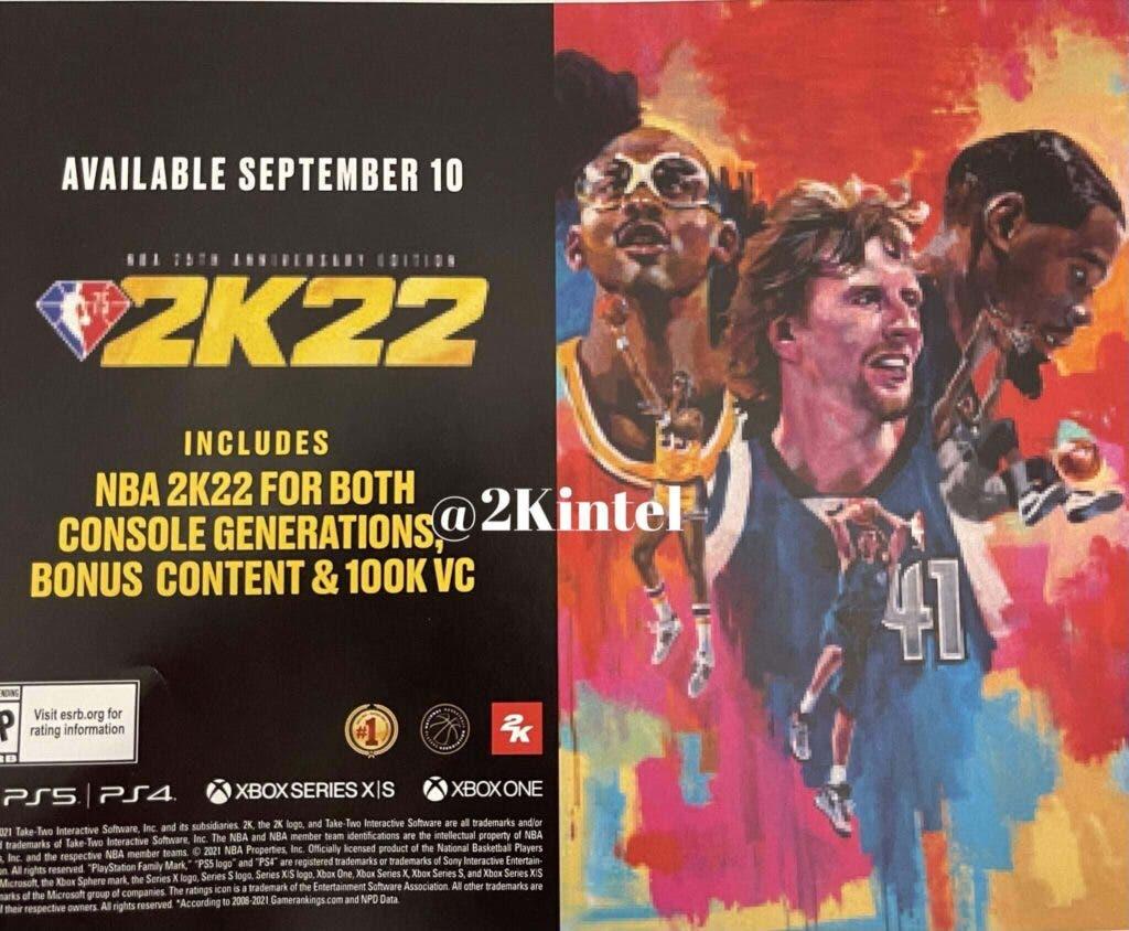 NBA 2K22 incluye el rap como opción en MyCareer
