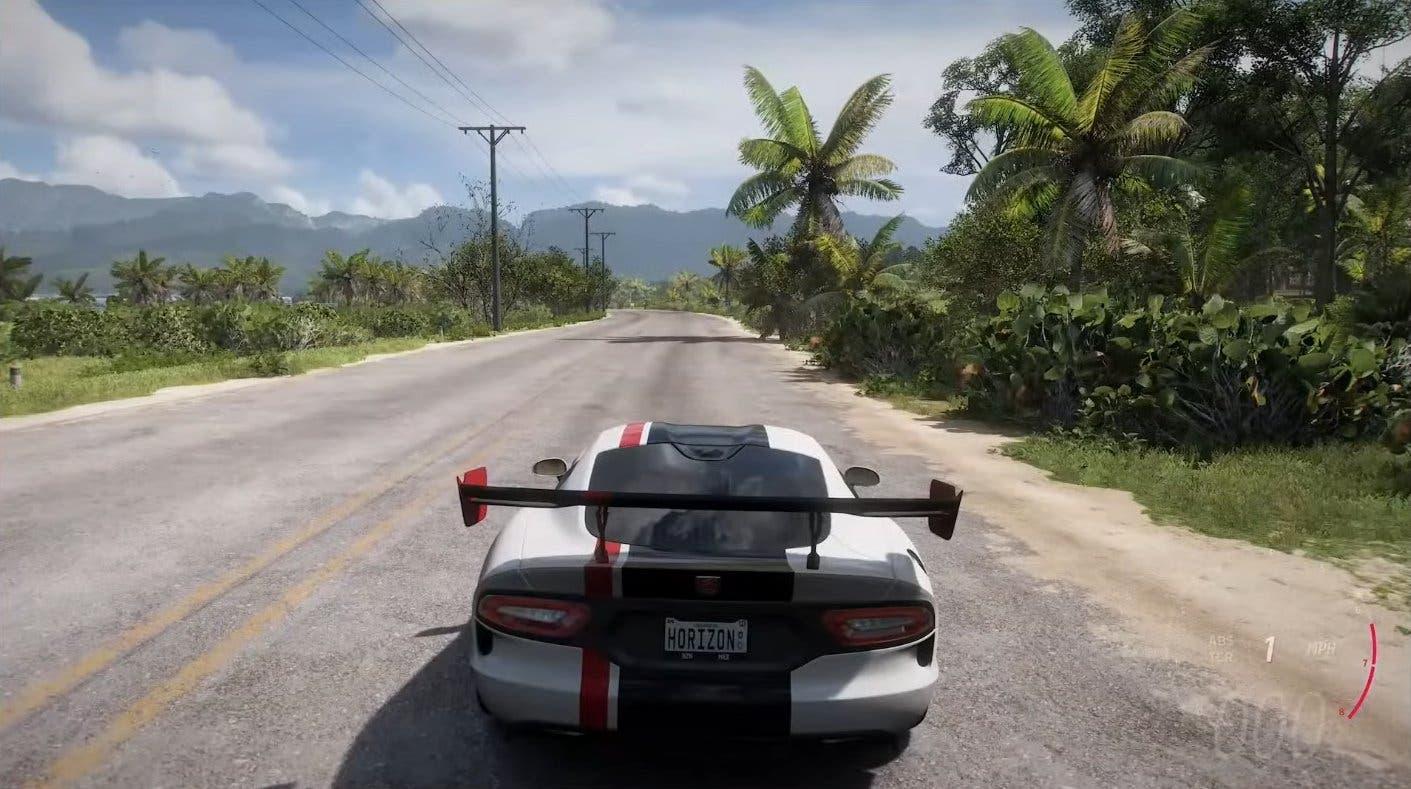 imágenes de Forza Horizon 5 con algunos de sus nuevos coches