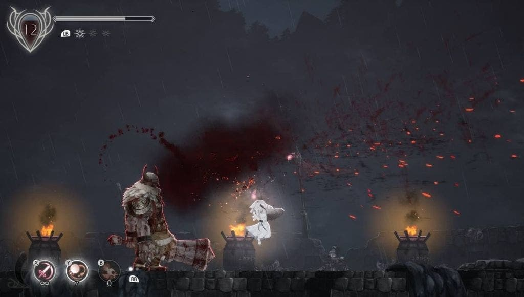 Análisis de Ender Lilies: Quietus of the Knights - Xbox Series X