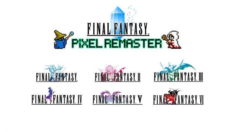 Final Fantasy Pixel Remaster podría llegar a más plataformas si hay suficiente demanda 1