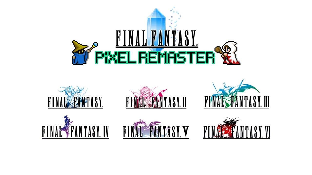 Final Fantasy Pixel Remaster podría llegar a más plataformas si hay suficiente demanda 2