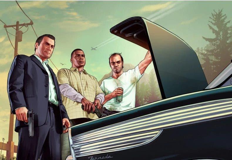GTA V funcionaría a 4K y 60FPS en Xbox Series X 1