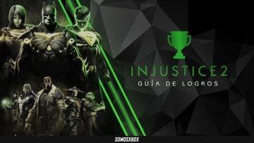 Guía de logros - Injustice 2 1