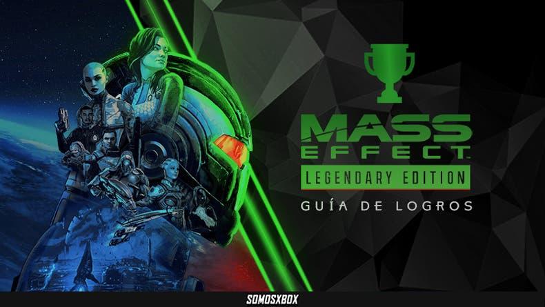 Guía de logros - Mass Effect Legendary Edition 1