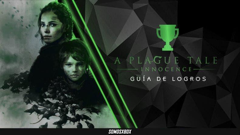 Guía de logros - A Plague Tale: Innocence 1