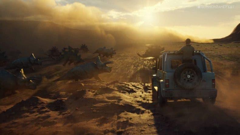 Jurassic World Evolution 2 entrega nuevos detalles sobre sus modos Sandbox y Desafío 1