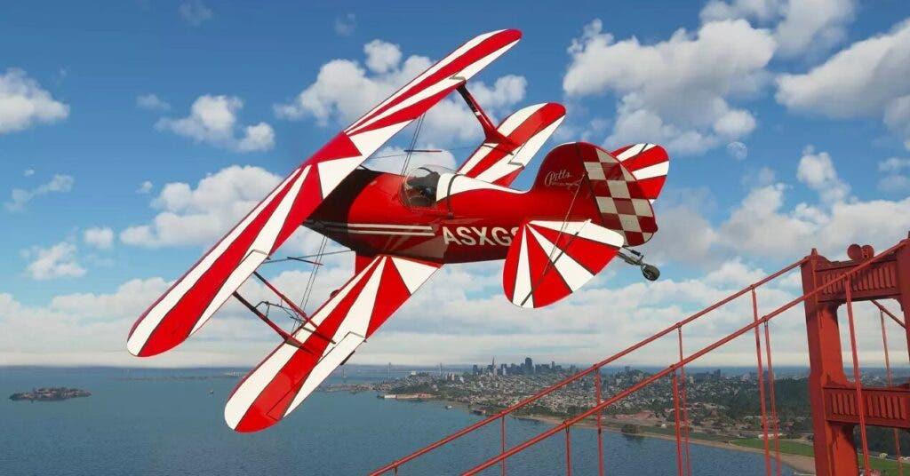 Pre-descarga de Microsoft Flight Simulator