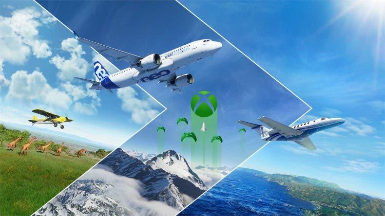 Microsoft Flight Simulator llegue a Xbox One a través de xCloud